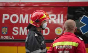 Pacienți evacuați la Spitalul de Boli Cronice Călinești, din cauza fumului