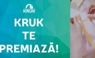 (P)Ce avantaje ai dacă te înscrii în concursul KRUK România derulat şi luna aceasta